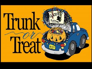 Trunk or Treat @ George Kelly School